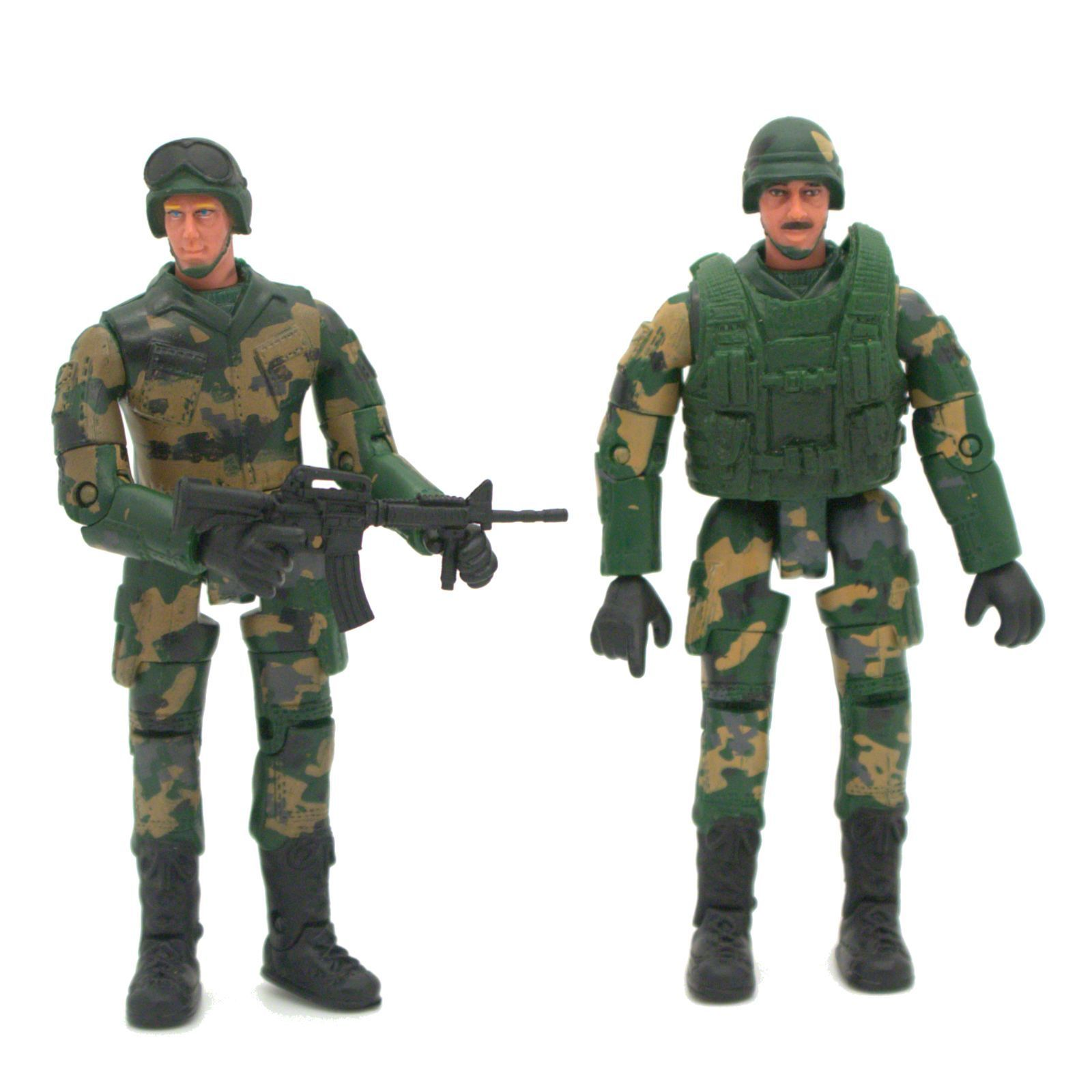 World Peacekeepers Miltary Patrol Vehicle Army Quad Bike Toy 2